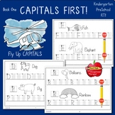 Handwriting Instruction for Kindergarten: CAPITALS FIRST!