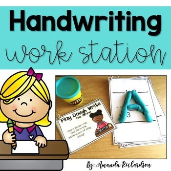 Handwriting Work Station