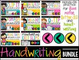 Handwriting/Fine Motor (Growing Bundle)