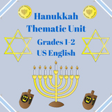 Hanukkah Thematic Unit Grades 1-2