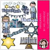 Hanukkah by Melonheadz
