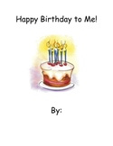 """Happy Birthday to Me!"" Class Book"