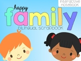 Happy Family {Word Families Interactive Notebook}
