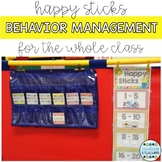 Happy Sticks Behavior Management Strategy
