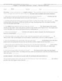 Harcourt Horizons US Beginnings-5th Grade Chapter 2 outlin