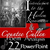 Harlem Renaissance Introductory & Web Quest