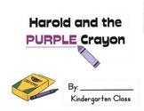 Harold's Purple Crayon Class Book