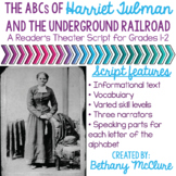 Harriet Tubman & The Underground Railroad: a Reader's Thea