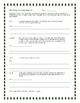 """Hatchet"", by G. Paulsen, 10 Figurative Language Sheets and KEY"