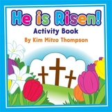 He Is Risen Activity Book for Easter
