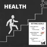 Health-Setting Goals Assessment
