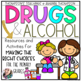Health Unit Resource: Drugs and Alcohol- Red Ribbon Week a