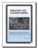 Heart of Darkness Essay Topics & Discussion Questions