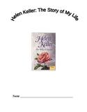 Helen Keller: The Story of My Life Student Novel Packet