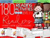Hello Guided Reading: 180 Reading Activities for Level E-J