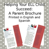 Helping Your ELL Child Succeed: Tips for Parents