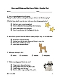 Henry and Mudge and the Starry Night ~ Reading Comprehensi