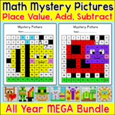 End of the Year Activities: Place Value, Addition and Subt