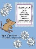 Hibernation Literacy Unit-Activities, Chart Pieces, Litera