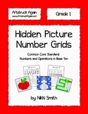 Hidden Picture Number Grids