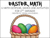 Hippity Hop {Math and ELA Games and Centers}