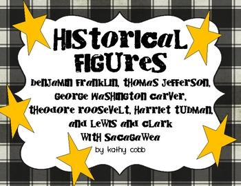 Historical Figures (Franklin, Jefferson, Carver, Roosevelt...