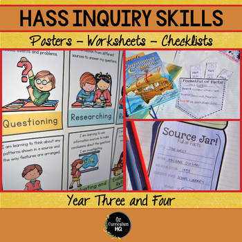 Historical Inquiry Skills
