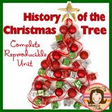 History of the Christmas Tree Reproducible Unit