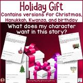 Holiday Character Gift