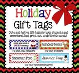 Holiday Gift Tags