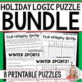 Holiday Logic Puzzles