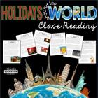 Holidays Around the World - Close Reading