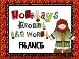 Holidays Around the World: France