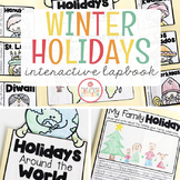 Holidays Around the World Lapbook