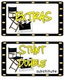 Hollywood Job Descriptors