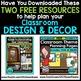 Hollywood Themed Classroom Kit ~ Ideas and Printables
