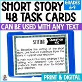 Holy Task Cards! 28 Tasks for Any Short Story