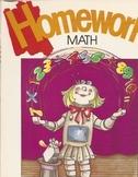 Homework Math games, puzzles, trivia