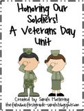 Honoring Our Soldiers! A Veterans Day Unit (math and liter