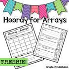 Hooray for Arrays - FREEBIE!