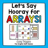 Hooray for Arrays! Second Grade Common Core 2.OA.C.4