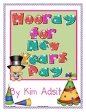 Hooray for New Years Day by Kim Adsit
