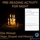 Hope, Despair and Memory by Elie Wiesel - What is Textual