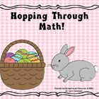 Hopping Through Math Activities - Multiplication and Addition