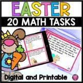 EASTER THEME/ MATH/ PROBLEM SOLVING /TASK SET