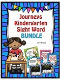 BUNDLE! Journeys 2011 Kindergarten Sight Words Super Pack