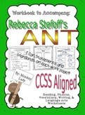 Houghton Mifflin's Ant Workbook