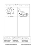 How Do Dinosaurs Go to School by Jane Yolen Freebie Activities