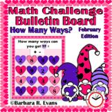 How Many Ways? -- February Edition