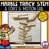 STEM:  STEM Activity Marble Track Project